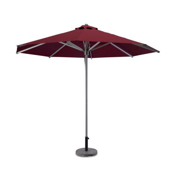 Outdoor UV Protect Polyester Fabric Market Umbrella for Garden - Elega
