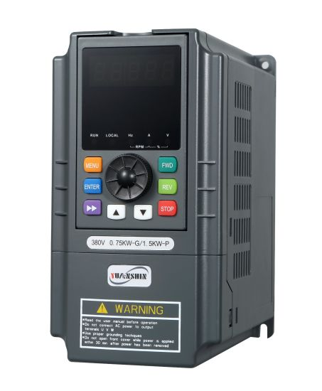 Near Canton Fair China Manufacturer Yx3000 380V LCD Display Frequency Inverter From 0.75kw-1100kw