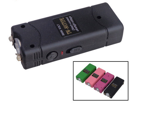 Tw-801 Black Stun Guns for Security Guard pictures & photos
