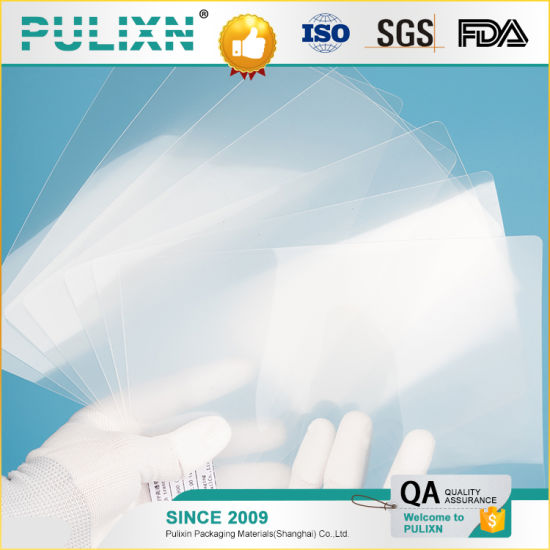 Transparent PP Polypropylene Plastic Sheet in Roll