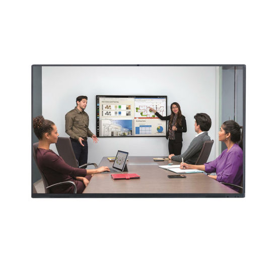 Interactive Digital Whiteboard Touch Screen Flat Panel Display for School Education Teaching