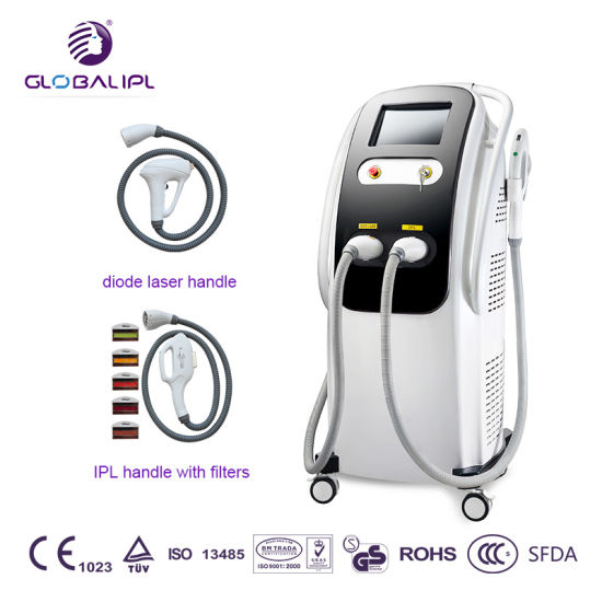 China Beauty Equipment Ipl Diode Laser Hair Removal Machine For Skin Care China Hair Removal Diode Laser