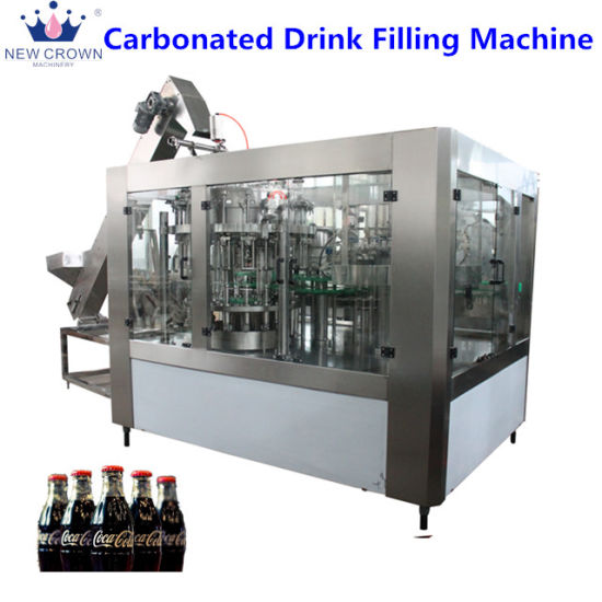Automatic Energy Drink Filling Machine