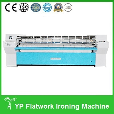 Hotel Use Industrial LGP Heated Sheets Ironing Machine pictures & photos