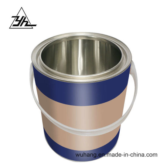Tin Cans Metal Container with Customized 2.8 Liter pictures & photos