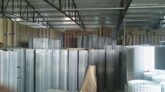Iron Wire Mesh After Welding