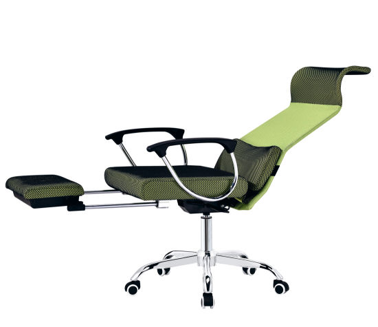 Modern Nap Sleeping Rest Reclining Office Chair With Footrest