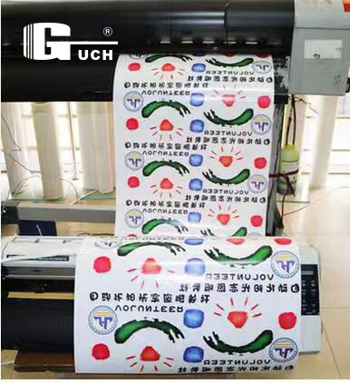 transfer heat transfer paper for eco-solvent printing pictures & photos