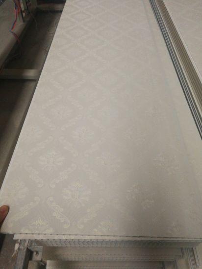 Hot Stamping Transfer Printing PVC Ceiling Panel/PVC Wall Panel/PVC Board