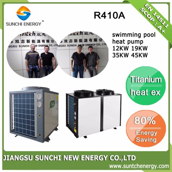 Low Price and Low Noise Eco Swimming Pool Heater