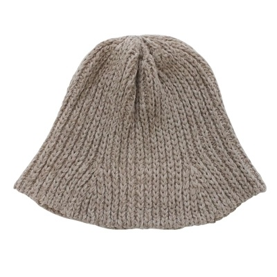 13a0cb3b00f China Fashion Cotton Bucket Hat Women Winter Warm Cap - China Warm ...