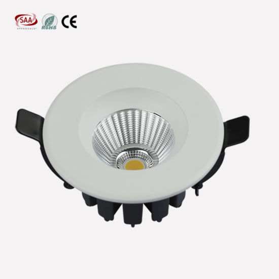 Top Quality Best Die Casting Aluminum LED Ceiling Downlight 75mm pictures & photos