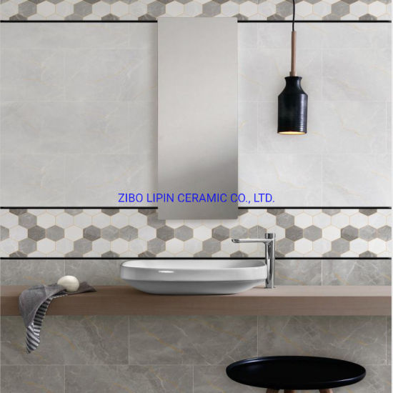 New Design Porcelain Ceramic Wall Floor Tile From China pictures & photos