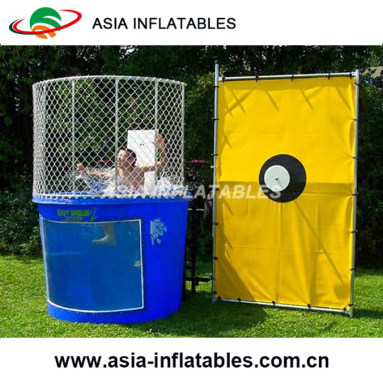 New Design Dunk Tank Water Games for Outdoor Party pictures & photos