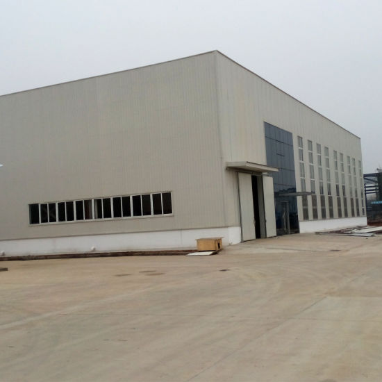 China Low Cost and High Quality Steel Structure Garage - China Steel ...