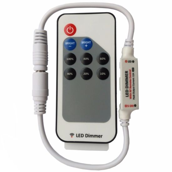 9 Keys Mini Single Color RF Wireless Remote pictures & photos