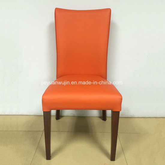 Commercial Furniture Leather Restaurant Dining Reception Chair