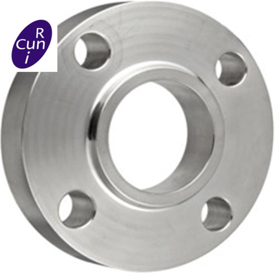 ASTM Forged RF Ss 304 316 Slip on Stainless Steel Flange