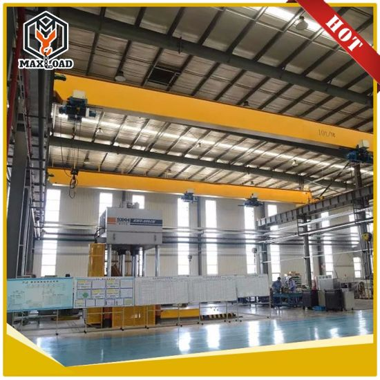 10 Ton Single Girder Overhead Crane (HD10T) pictures & photos