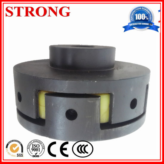 Mt Series Plum-Shaped Rubber Elastic Coupling Cushion in Construction Hoist pictures & photos