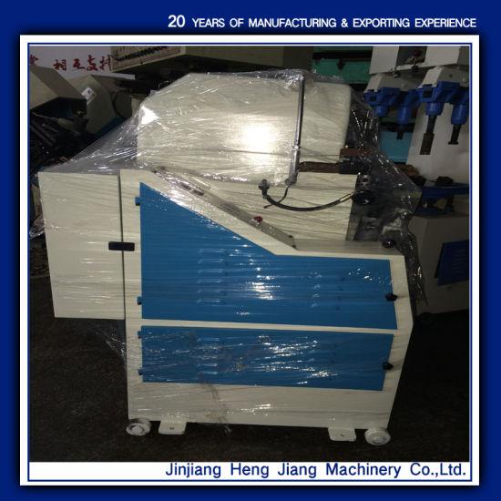Automatic Oil Pressure Shoe Heel Seat Lasting Machine Shoe Machine