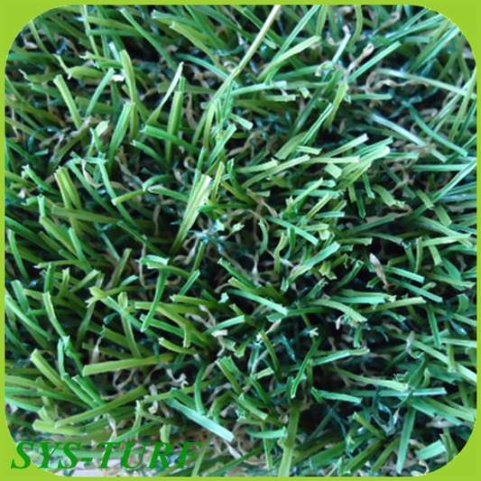 Landscaping Turf for Roof Decorative V Shape Artificial Turf pictures & photos