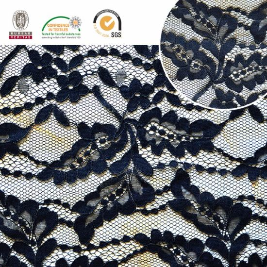 2018 Fashion New Lace, Canton Fair Fatastic Lace Embroidery Fabric Lace pictures & photos