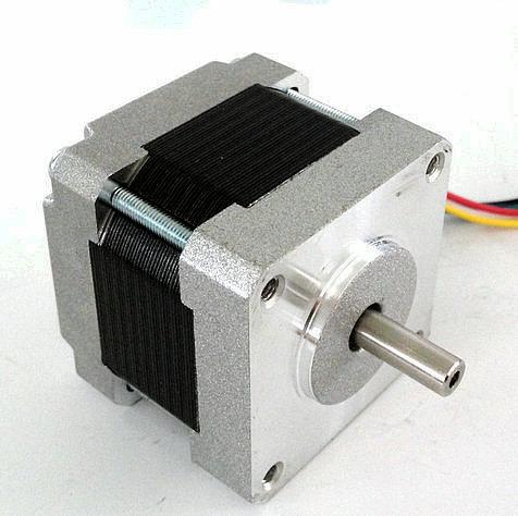 22mm Shaft Diameter (NEMA16) 2phase Hybrid Stepper Motor