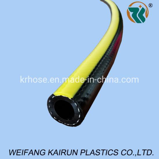"Smooth Surface PVC Material 3/8"" Air Hose 30bar"