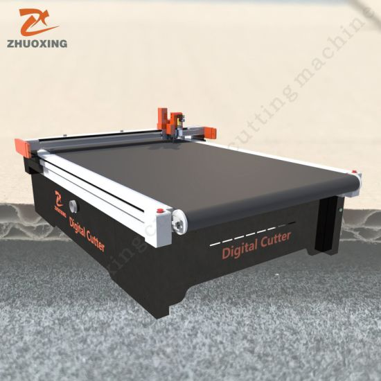 3ply 5ply 7ply Corrugated Cardboard Cutting Machine Production for Automatic Corrugated Box Making CNC EVA EPE Foam Board PVC Sponge Digital Cutter Styrofoam