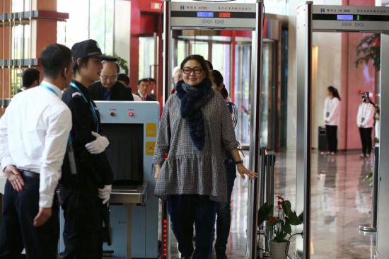 Security Machine Door Frame Metal Detector Walk Through Metal Detector