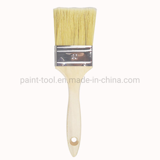 High Quality Wooden Handle Paint Brushes for Painters