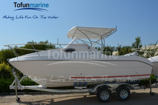 6.25m/20.5feet Fishing Boat/Fiberglass Boat/Speed Boat/Power Boat/Motor Boat/Yacht/Cabin Boat