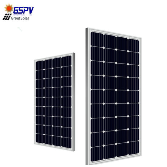 Excellent Quality and Low Price 160W 170W Mono Solar Panel