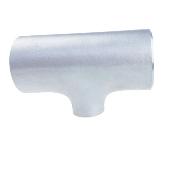 Sch40 Stainless Steel Exhaust Pipe Reducing Tee Fitting