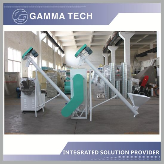 500-800kg Per Hour Pelletizing Machine Feed Production Line for Chicken, Poultry, Cattle, Large Animal Feed