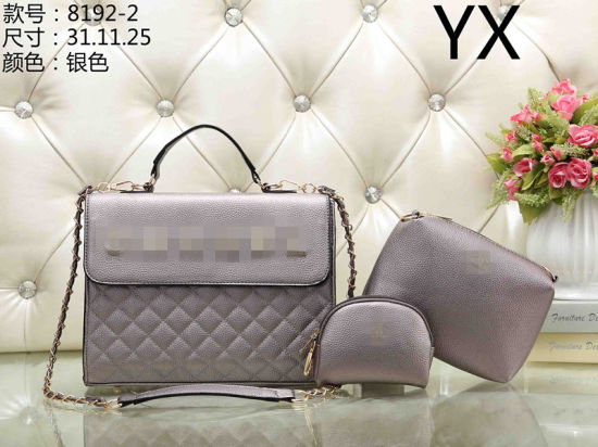 High Quality Luxury Women Shoulder Handbag Set pictures & photos