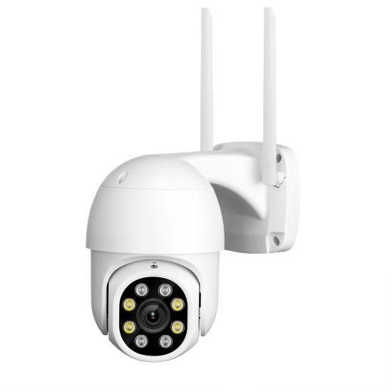 Surveillance PTZ Network Video Dome WiFi Wireless Security IP CCTV Camera