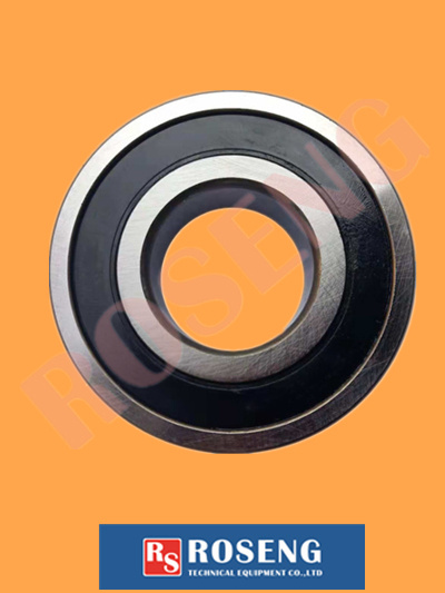 Customized Deep Groove Ball Bearing with Rubber+Bearing Steel