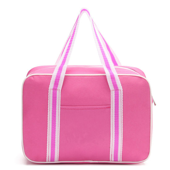 Promotional Low Budget Fitness Insulated Lunch Bag Food Beer Cooler Bag