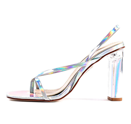 Women Shoes Fashion Shoes Crystal Clear Heels High Heels Ladies Shoes Sandals
