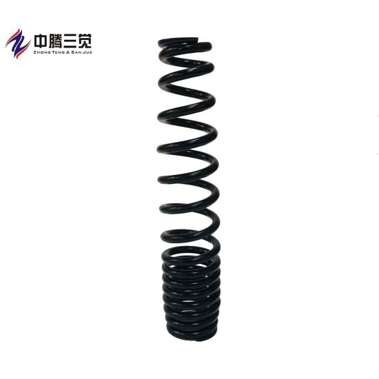 Auto Parts Coil Spring Shock Absorber Spring for Car Suspension System