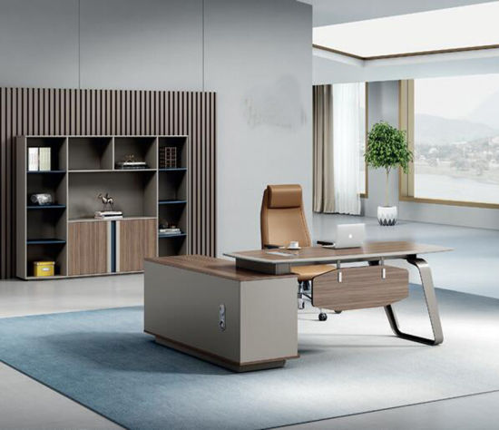 Luxury Director Contemporary Simple, Contemporary Executive Office Furniture Sets