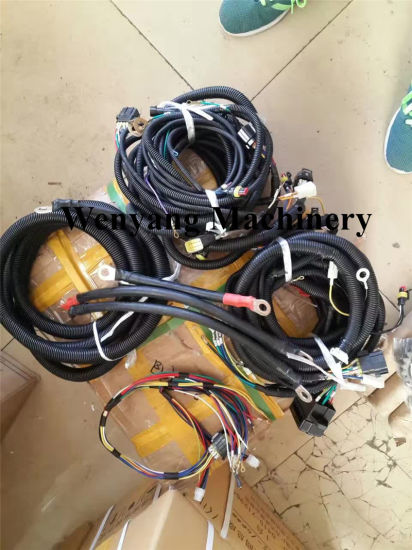 China shantui bulldozer whole dozer wiring harness construction wire works wiring harness shantui bulldozer whole dozer wiring harness construction machinery parts pictures \u0026 photos