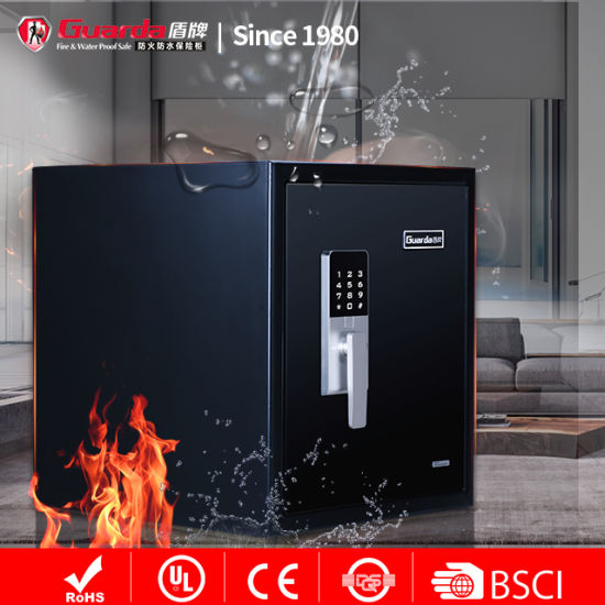 Home Hotel Use Safe Box with LCD Display for 2 Hour Fireproof