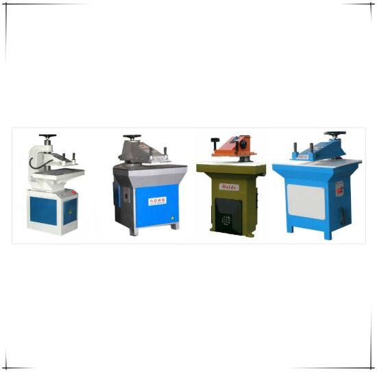 Hydraulic Clicker Presses Footwear Leather Clicker Cutting Machine