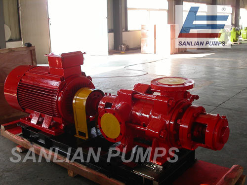 Type D Multistage Centrifugal Water Pump pictures & photos