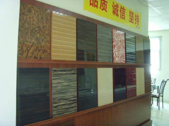 Mdf Wood Covering With Artificial Veneer Cabinets Doors China