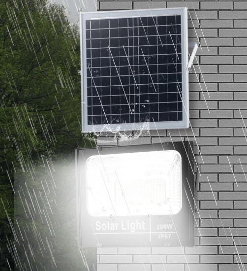 Waterproof 30/50/70/85/100/200/300W Solar LED Street Flood Light