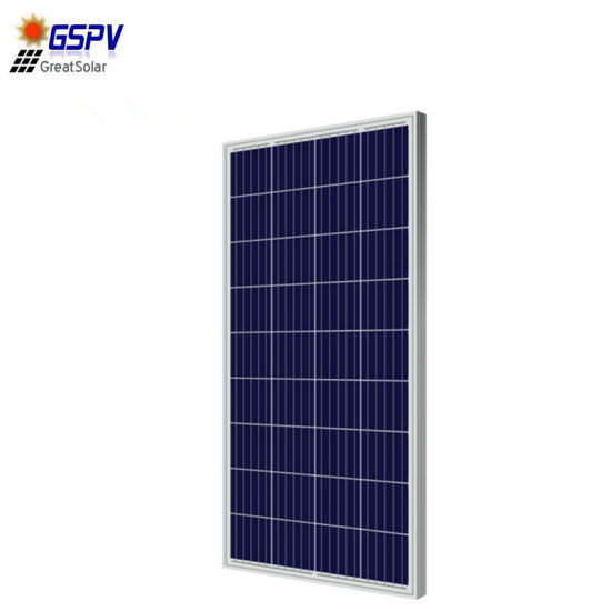 150W Polycrystalline Solar Panel with Excellent Quality in China